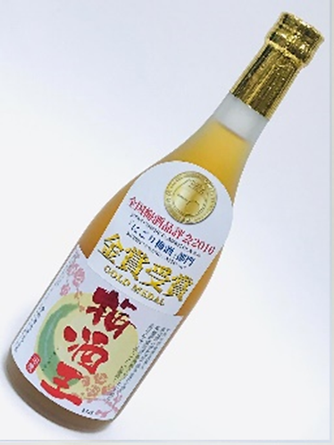 梅酒王  720ml