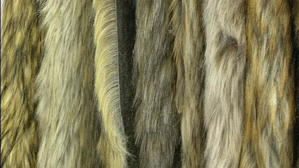 Faux Fur Cloth