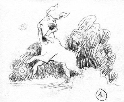 illustrazione, illustration, project book, children book, sketch, bozzetto