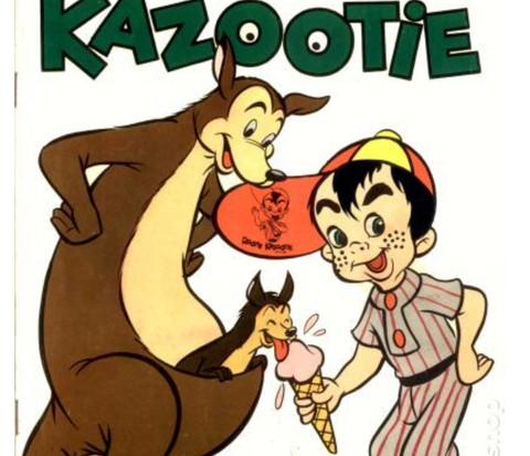 Kangaroo Comic