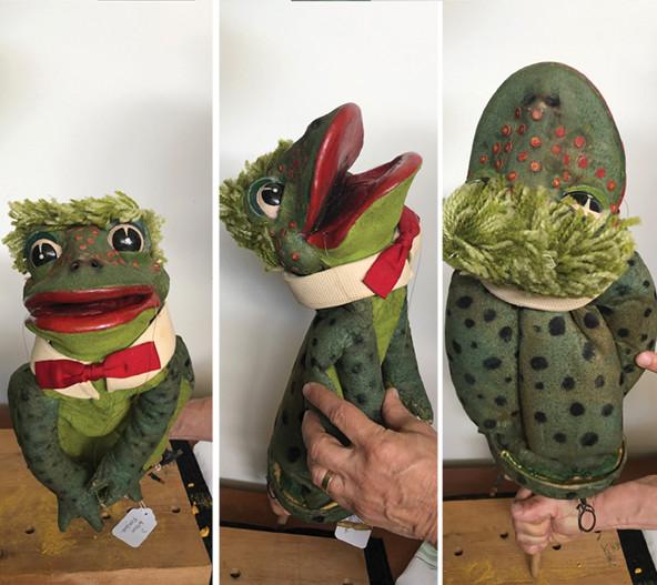 Arthur Frogfree