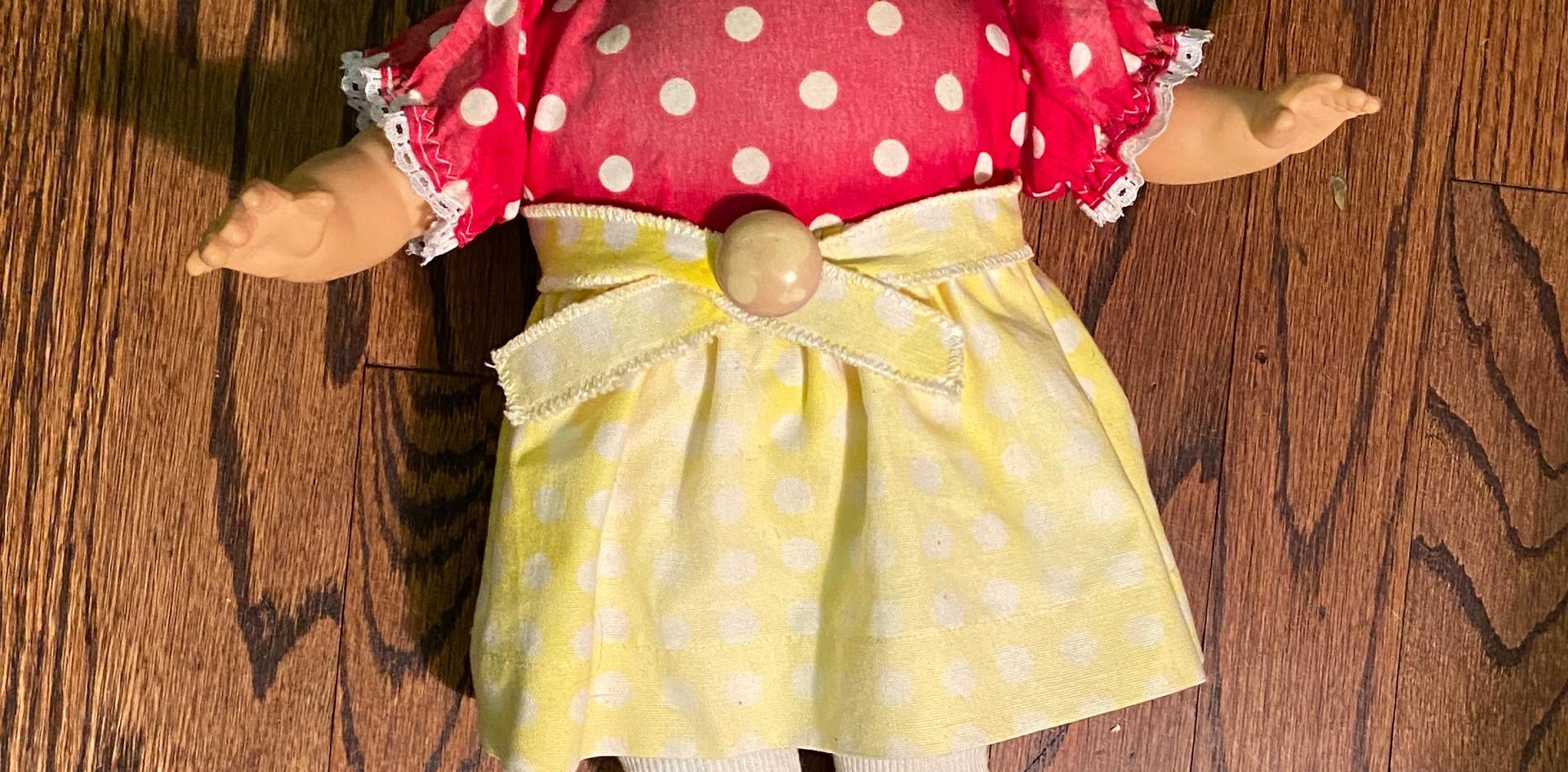 Polka Dottie Doll