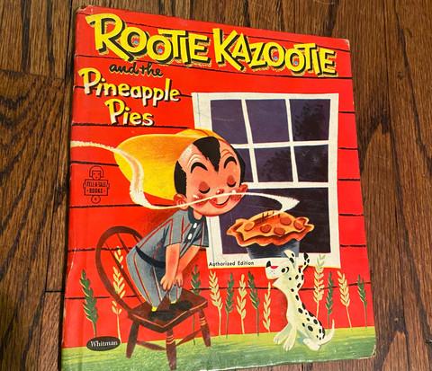 Pineapple Pies Book