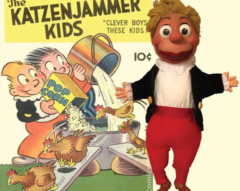 Fritz (Katzenjammer Kids)