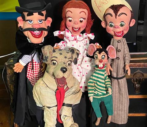 Rootie Kazootie Club TV Show Cast #2