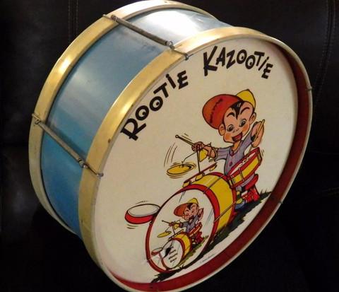 Rootie Kazootie Drum