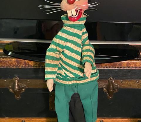 El Squeako Mouse