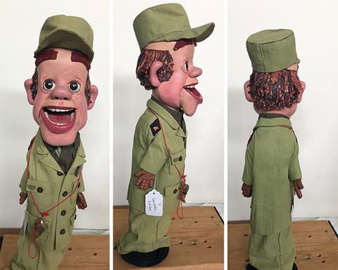 Cuban Soldier