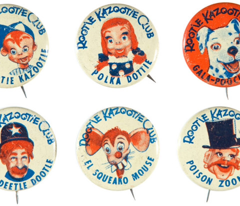 Club Buttons