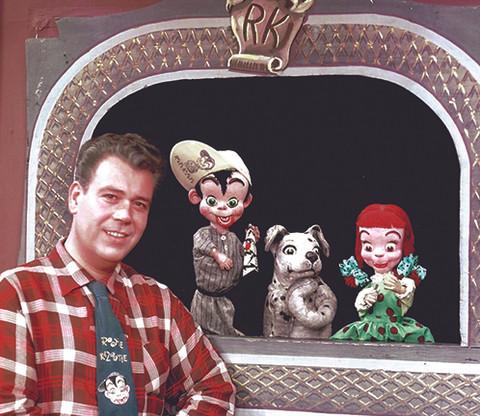 The Rootie Kazootie Club House Set