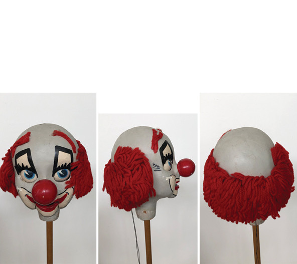 Clown (head only)