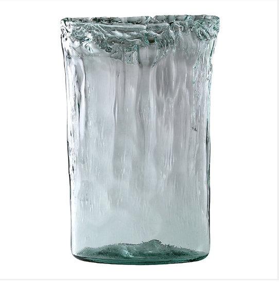 リサイクルガラス フラワーベース OCHO