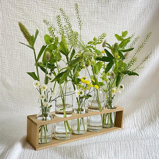 5ボトルのビギナーセット(生花素材)