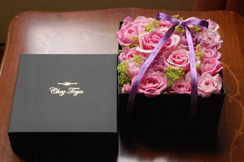 box arrangement/L