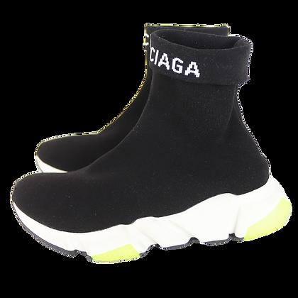 Balenciaga Hightop Speed Sneaker