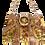 Thumbnail: Gucci Velvet Handbag