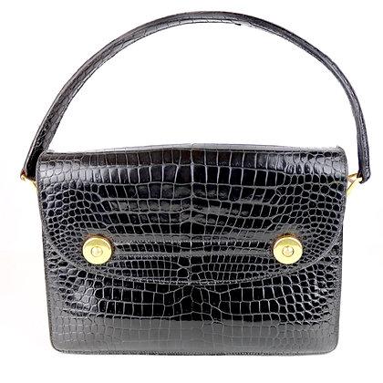 Vintage Hermès Crocodile Bag