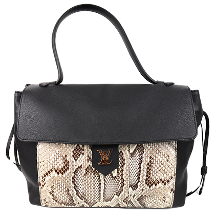 Louis Vuitton Snake Skin Shopper