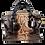 Thumbnail: Loewe Amazona 75 Handbag Python