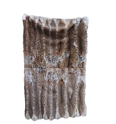 Vintage Fendi Lux Blanket