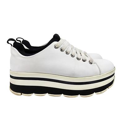 Prada Plateau Sneaker