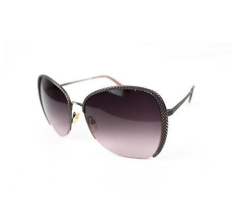 Oversized Bottega Veneta Sunglasses