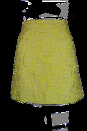 Louis Vuitton Skirt Lemon