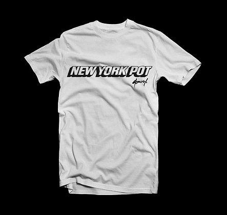 "Flips Collection  #2 ""New York Pot"" Tee"