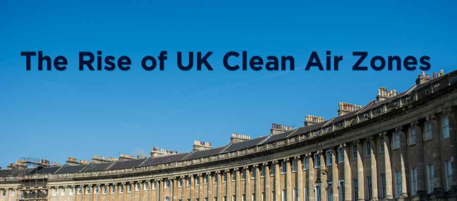 The Rise of Clean Air Zones