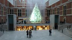 kerstboom rijksmuseum