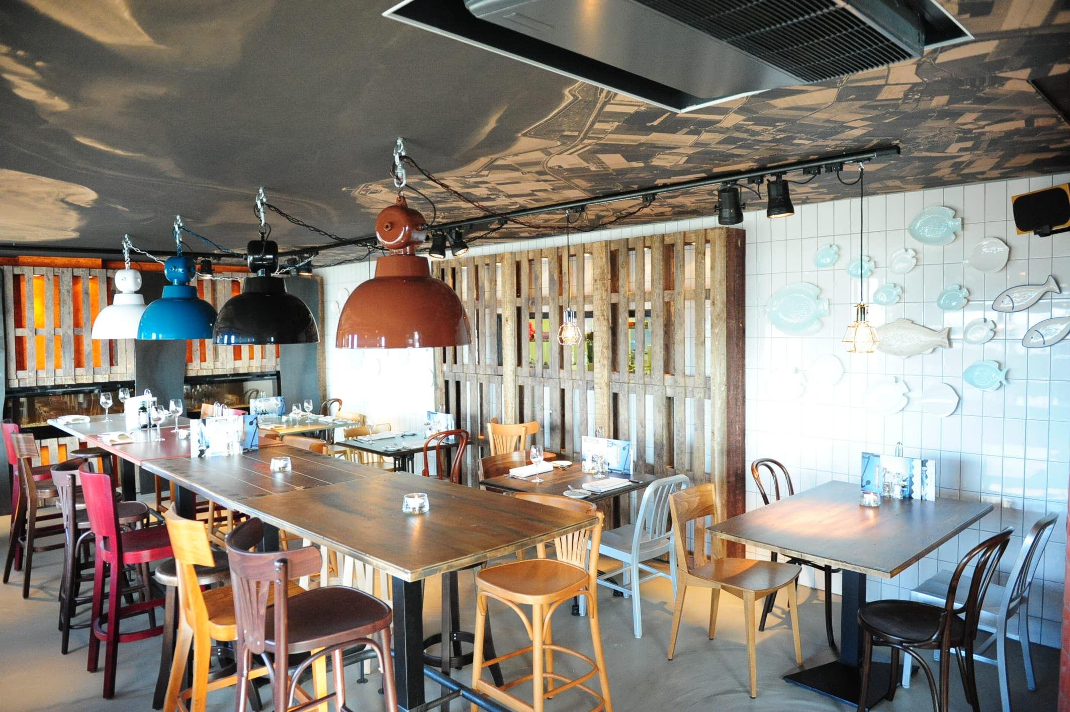 Vlissingen restaurant VIS a VIS