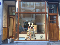 Vanilia winkel Amsterdam