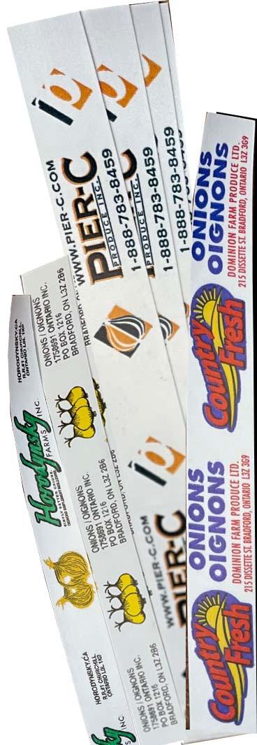 Strip Labels