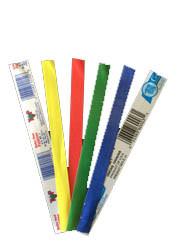 Ribbon Strip Label