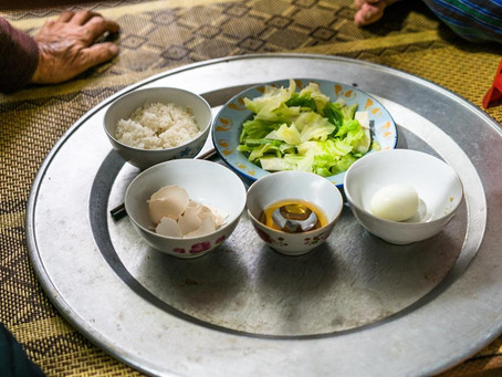 Sanos en casa: Alimentación saludable