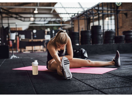 ¿Cómo evitar lesiones en el gimnasio?