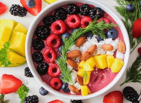 Los alimentos antiinflamatorios más importantes que debes conocer