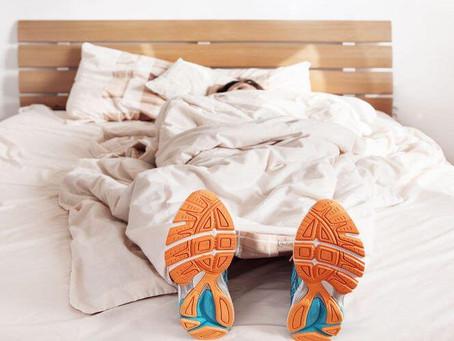 Dormir bien te permite rendir al máximo y evitar lesiones