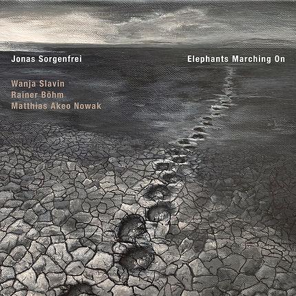 Jonas Sorgenfrei: Elephants Marching On