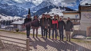 Unser Datenreduit in den Schweizer Bergen