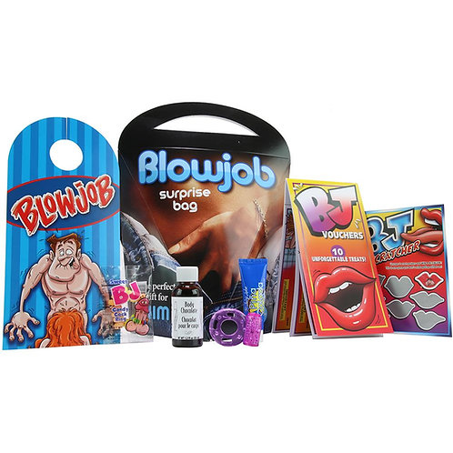 Blowjob Surprise Goody Bag