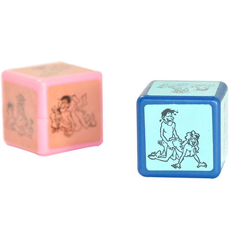 Love Dice ( 2 dices with love position in a package )