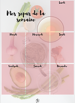 ebook menu régime