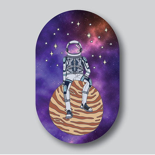 I Need Some Space Sticker