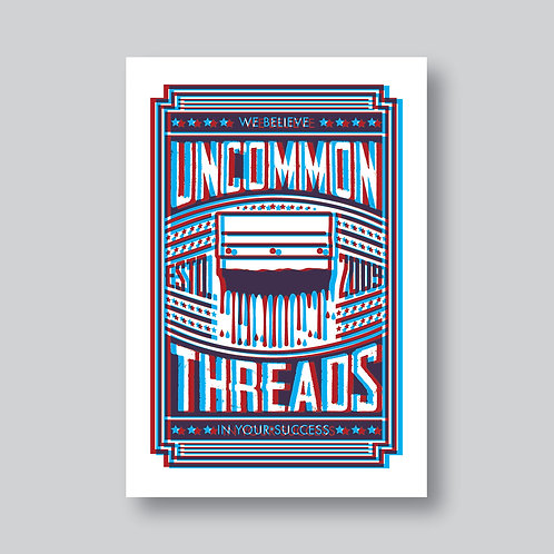 Uncommon Threads Poster
