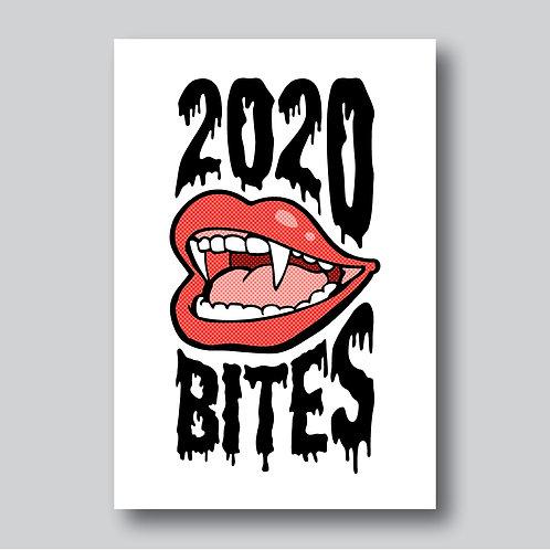 2020 Bites Poster