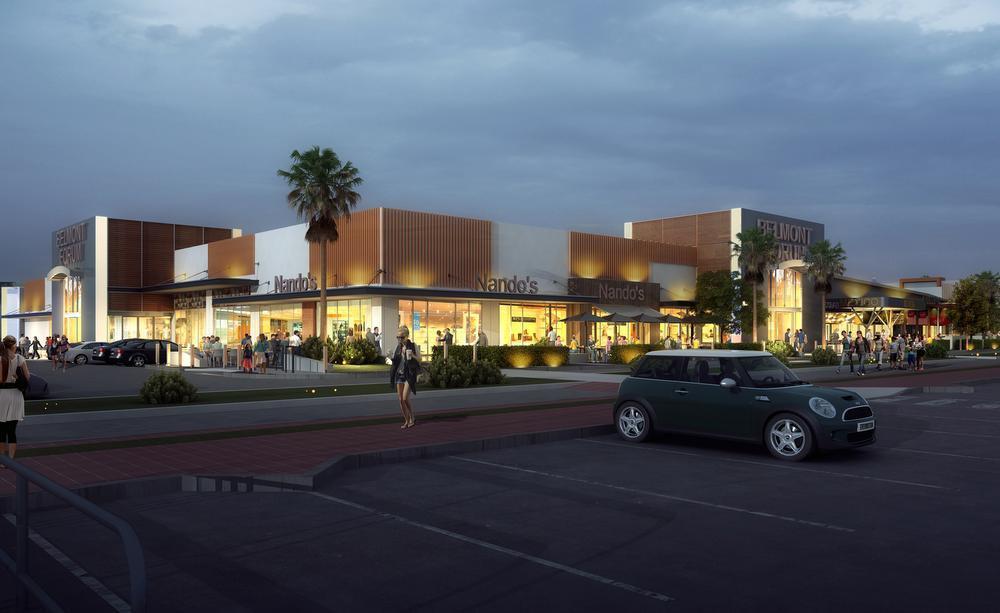 Belmont Forum expansion