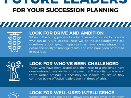 How to Hire Future Leader for your Succession Planning