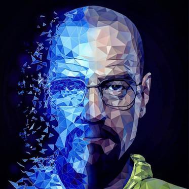 """Walter White """"Heisenberg"""""""