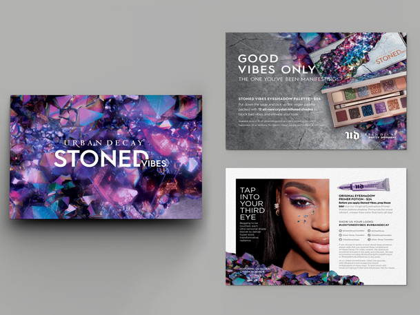 Stoned Mailer & Label